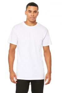 Bella + Canvas - Men's Long Body Urban Tee - 3006