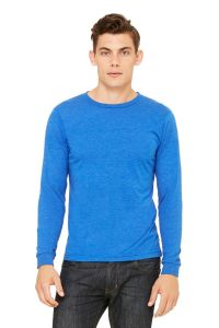 Bella+Canvas - Men's Jersey L/S Tee - 3501