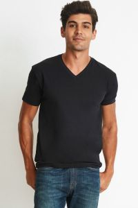 Next Level Apparel CVC V-neck - 6240