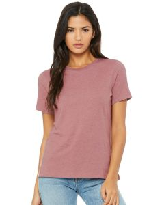 Bella+Canvas - Women's Relaxed S/S Tee - 6400