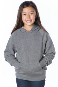 Independent Trading Co -  Youth Special Blend Raglan Hooded Sweatshirt - PRM15YSB