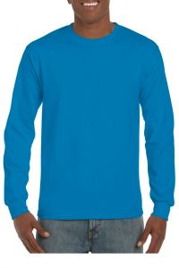 Gildan® Ultra Cotton® Long Sleeve T-shirt 2400