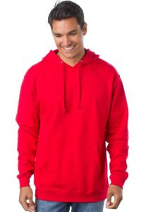Independent Trading Co. Midweight Pullover Hooded Sweatshirt - SS4500