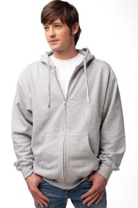 Independent Trading Co. Midweight Zip Hooded Sweatshirt - SS4500Z