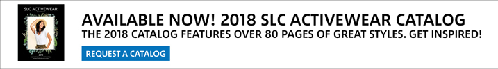 2018 SLC Activewear Catalog